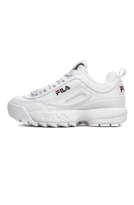 Zapatillas Disruptor Low Blanco Fila